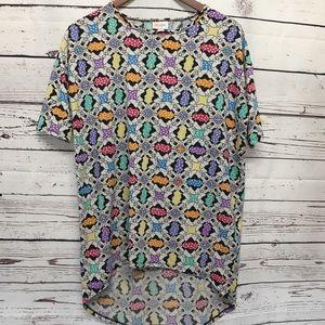 LuLaRoe Disney Irma Shirt Mickey Mouse Size XS